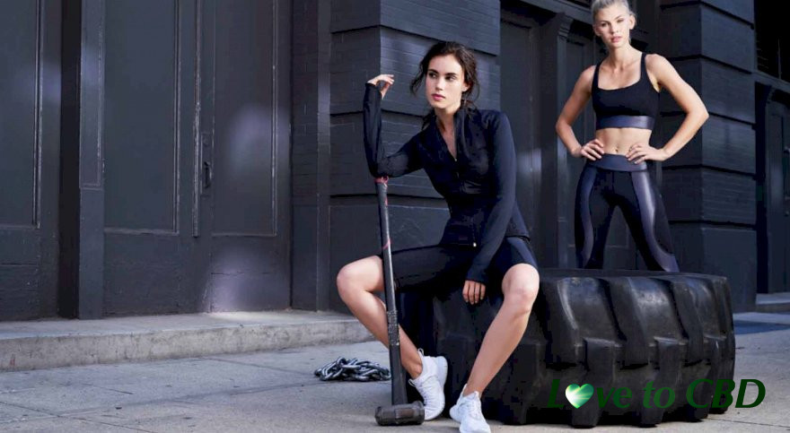 Liquid Leggings: CBD Infused Active Wear
