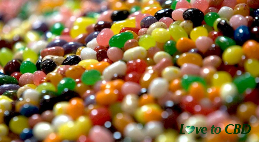 Now Introducing CBD Infused Jelly Beans