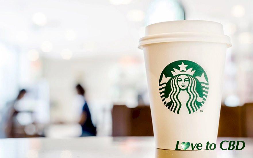 CBD Oil in Starbucks Coffee: Coming Soon?