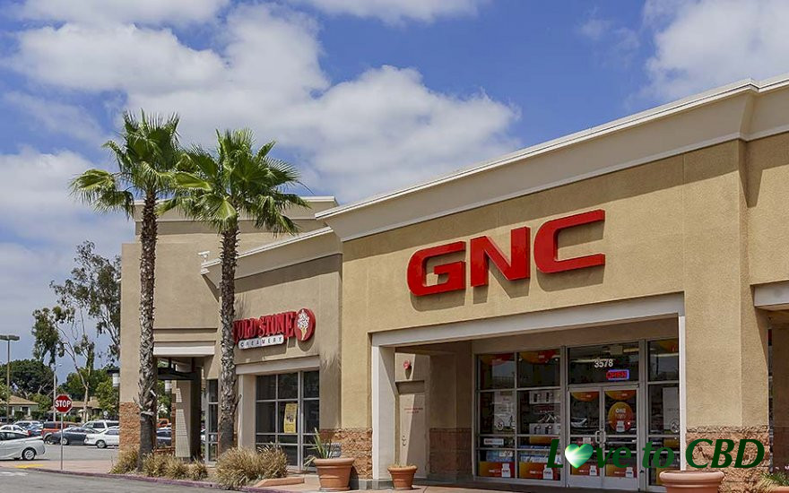 GNC Latest National Retailer to Go All-In on CBD