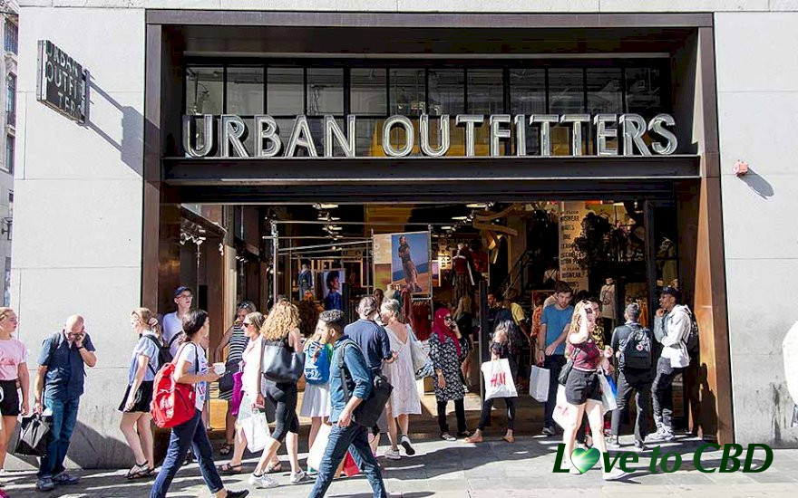 Urban Outfitters May Be The Best Place to Buy CBD Beauty