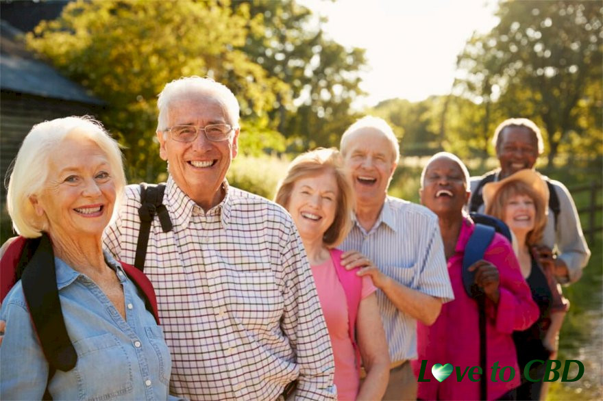 HOW CAN CBD HELP PROVIDE POSITIVE HEALTH EFFECTS TO OUR SENIOR CITIZENS?