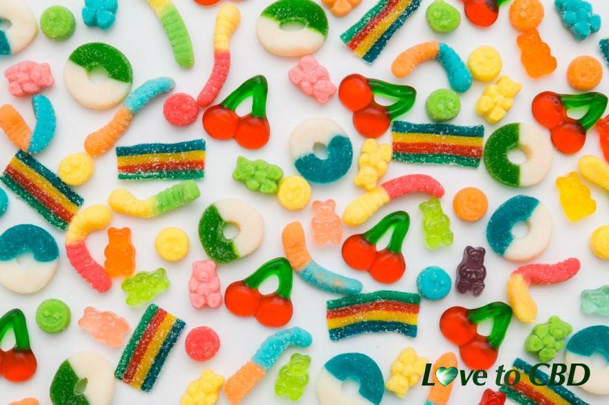 What are CBD edibles?