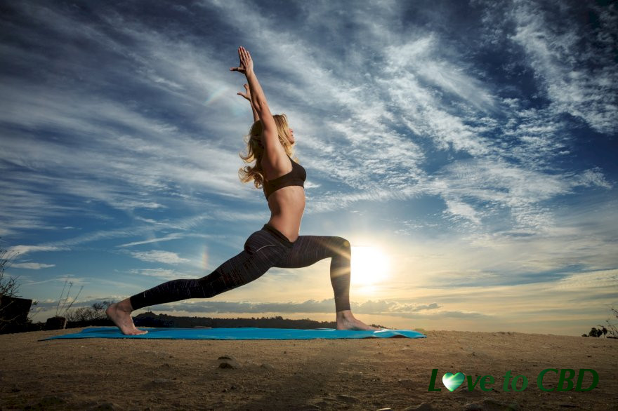 THE BENEFITS OF COMBINING CBD AND YOGA