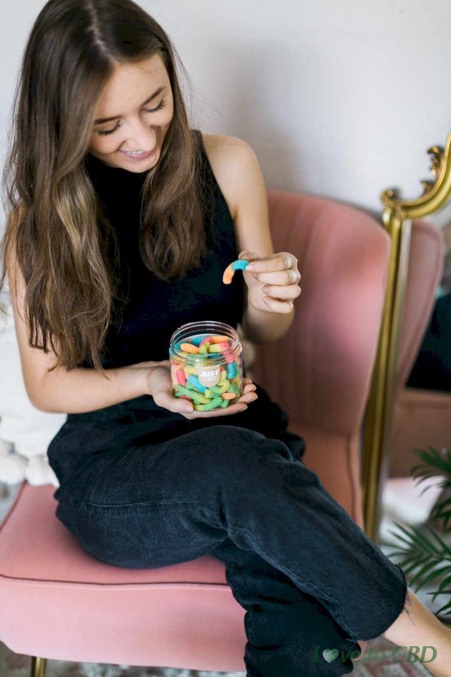 Everything You Want To Know About CBD Gummies