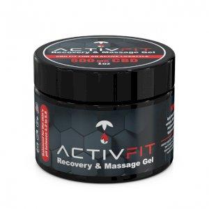 ActivFit CBD 500mg CBD Muscle Rub