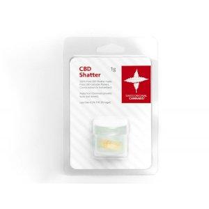 Swiss Original Cannabis - CBD Shatter 1g