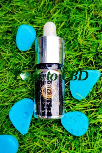 10% full spectrum cbd oil