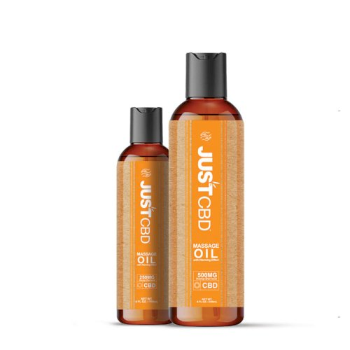 JustCBD Massage Oil 250mg