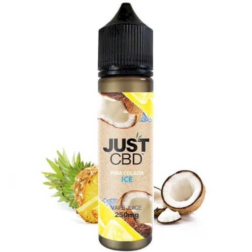 JustCBD Vape Oil Pina Colada Ice 250mg