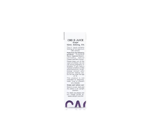Grape CBD E-Liquid