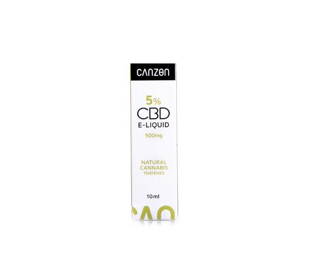 Natural Cannabis CBD E-Liquid