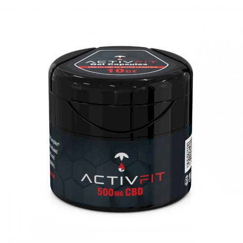 ActivFit Daily Wellness Gel Capsules 500mg