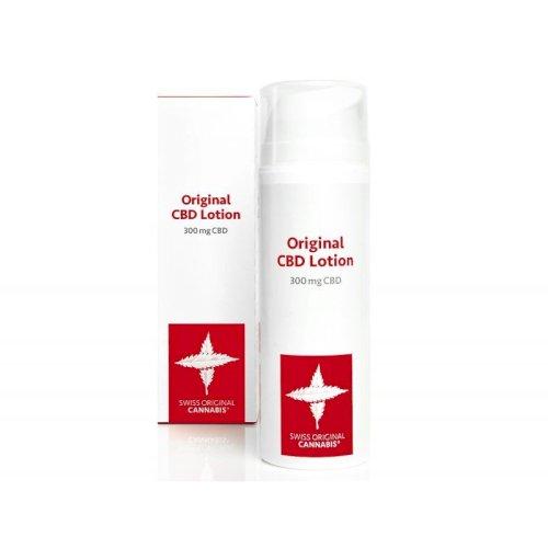 Swiss Original Cannabis - Premium CBD Lotion